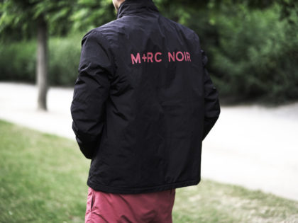 Who's behind MRC Noir called Marché Noir ?