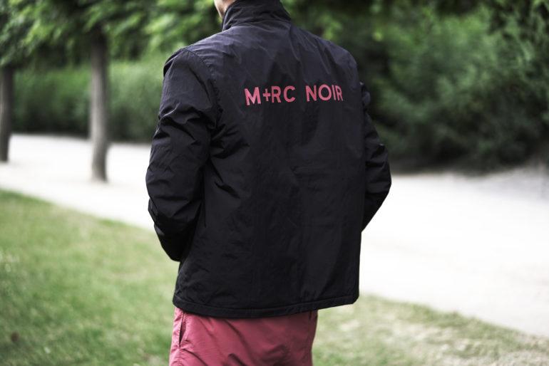 MRC Noir Marche noir brand