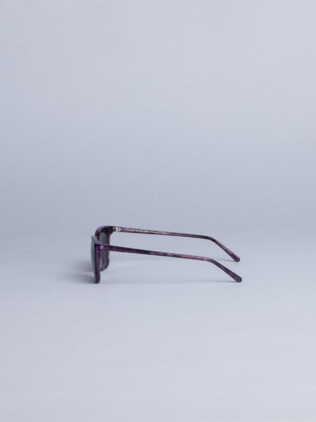 A Kind of Guise Marseille Sunglasses Purple Haze frame