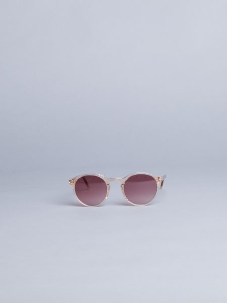 A Kind of Guise Palermo Sunglasses Crystal Rose frame