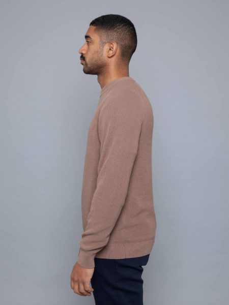 Still By Hand Knitwear Brown eshop