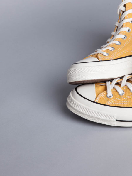 Converse Chuck Taylor 70 Sunflower shoes