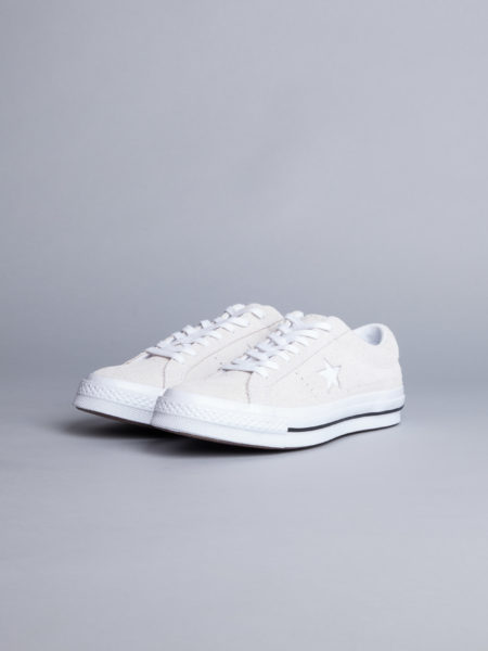 Converse One Star OX White all star