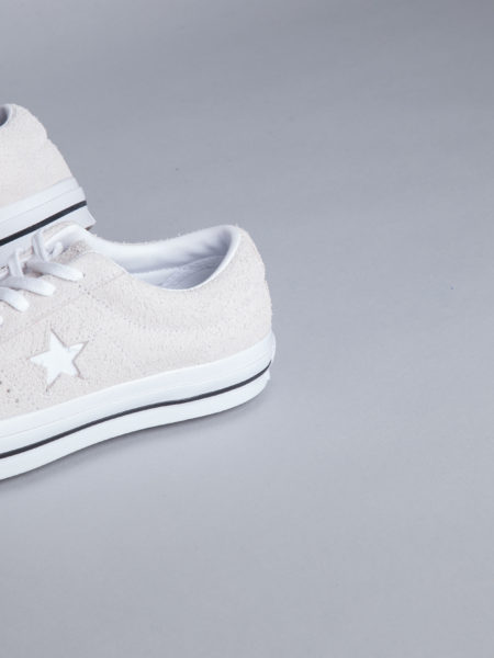Converse One Star OX White all star shoes