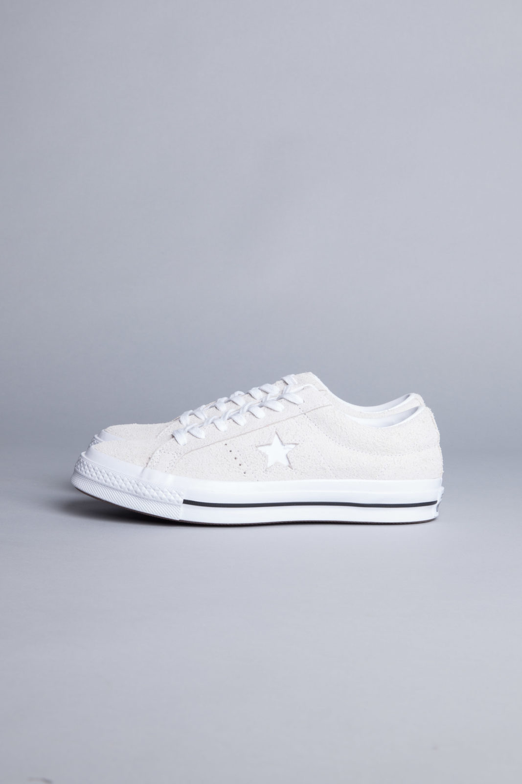 b341edbe2e8482 Converse One Star OX White Sneakers • Centreville Store