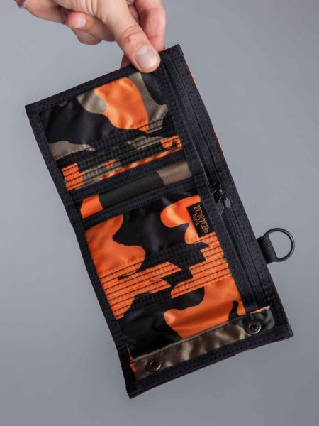 Head Porter Wallet Camo bag