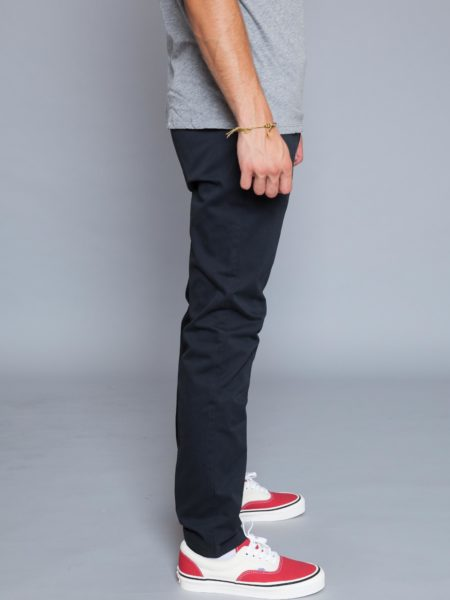 NN07 Theo Chino Dark Grey chinos