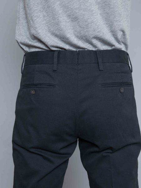 NN07 Theo Chino Dark Grey jeans