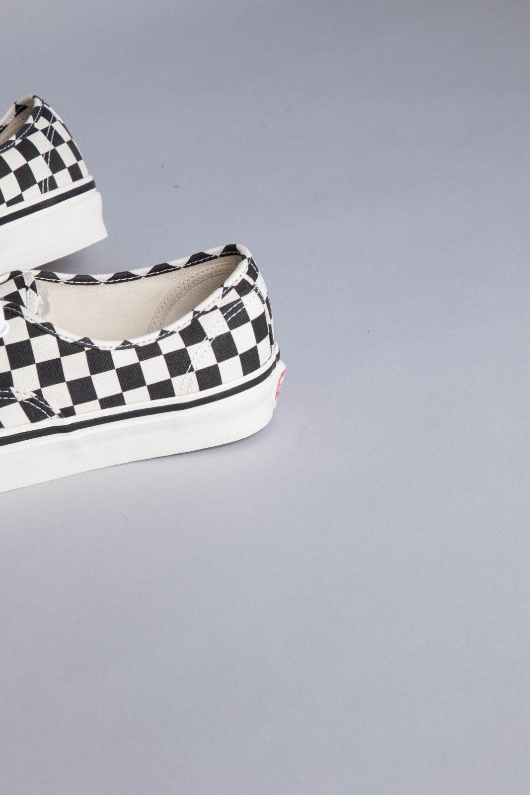 Vans Authentic 44 DX Black Check • Centreville Store 84984b19e