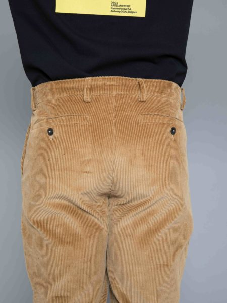 A Kind of Guise Kaschgai Trousers Ochre corduroy