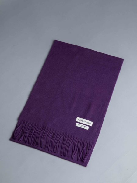 A Kind of Guise Pajam Scarf Purple