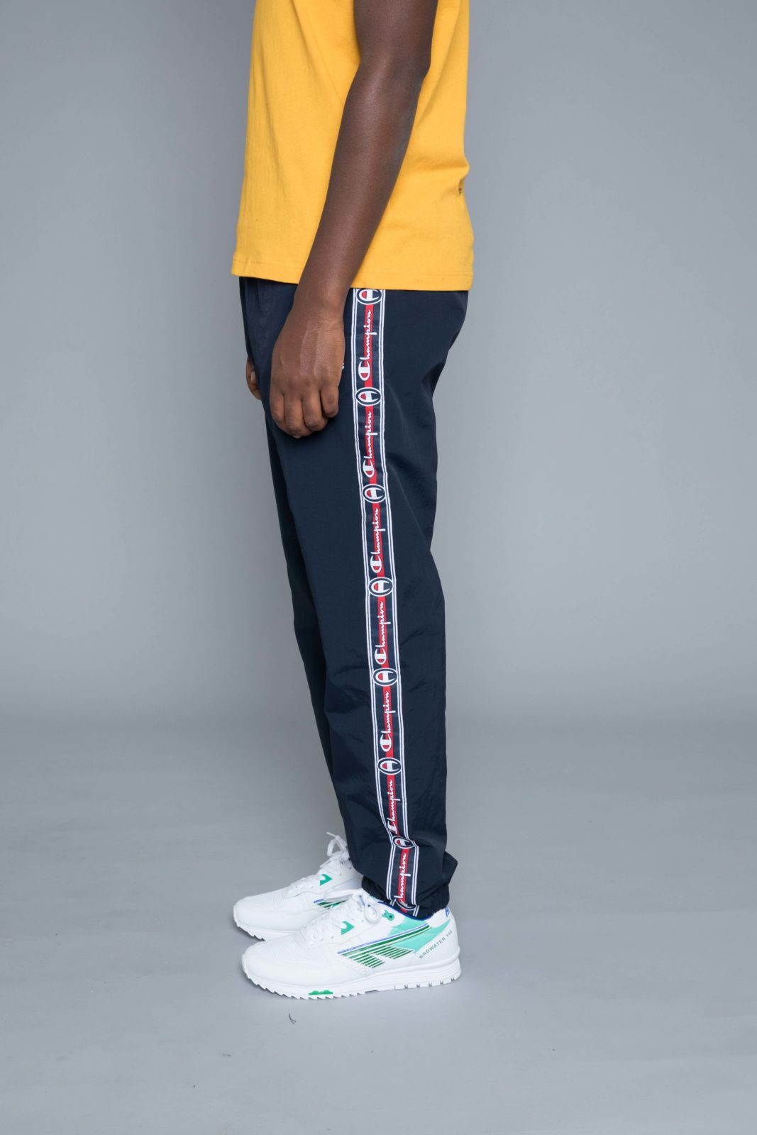 630cd69d364d Champion Track Pant Navy • Centreville Store in Brussels
