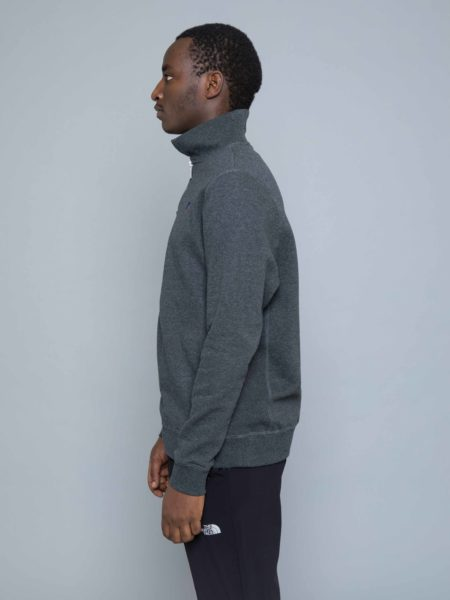Russel Athletic Keith Zip Polo Sweat clothing