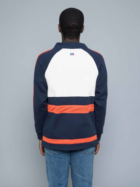 Russel Athletic Lewis Original Warm up Sweater brand