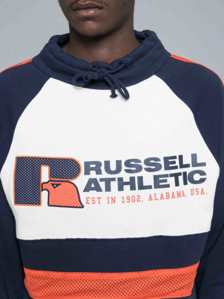 Russel Athletic Lewis Original Warm up Sweater clothing