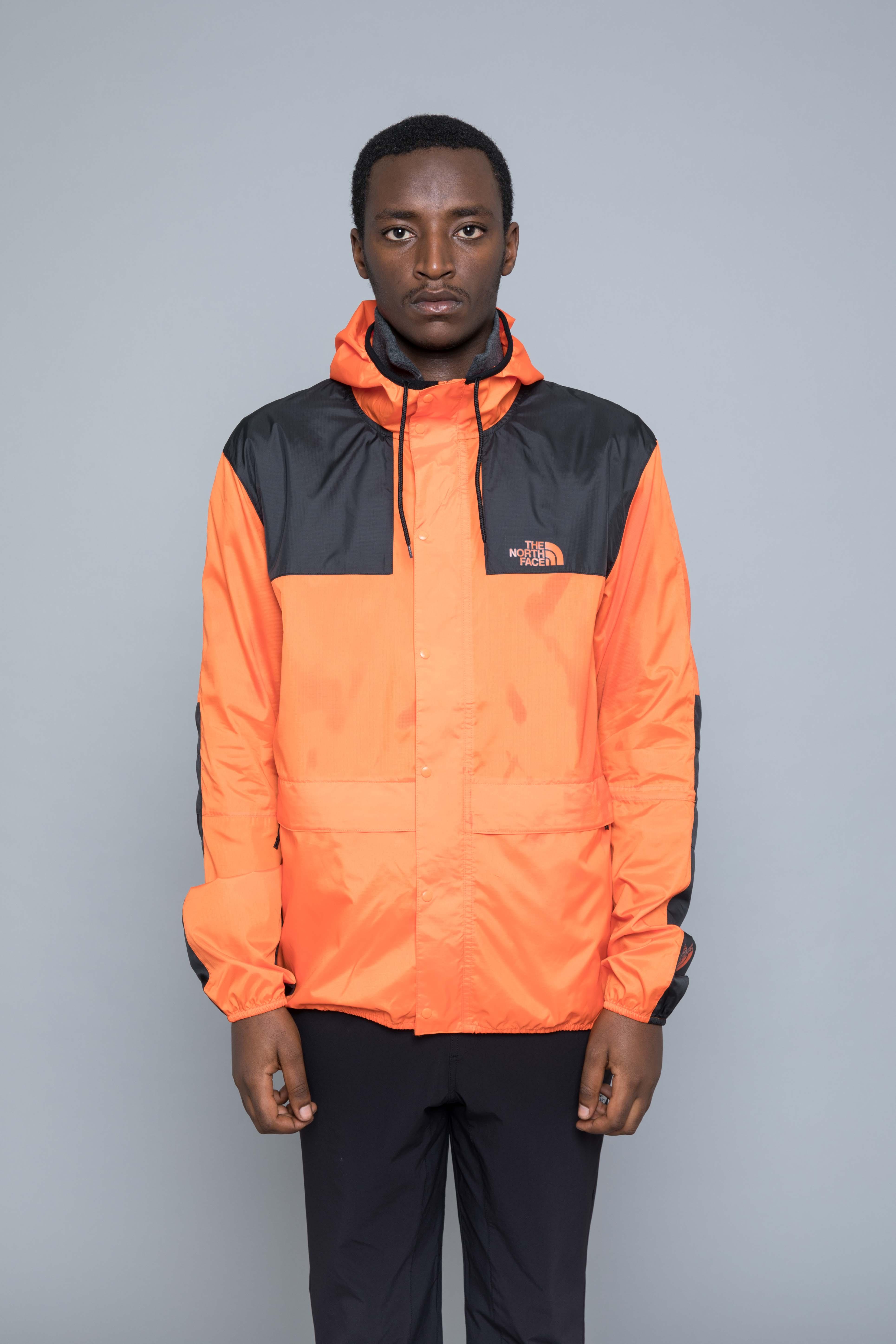 c9e6ad63f0b5 The North Face 1985 Mountain Jacket Persian Orange • Centreville Store