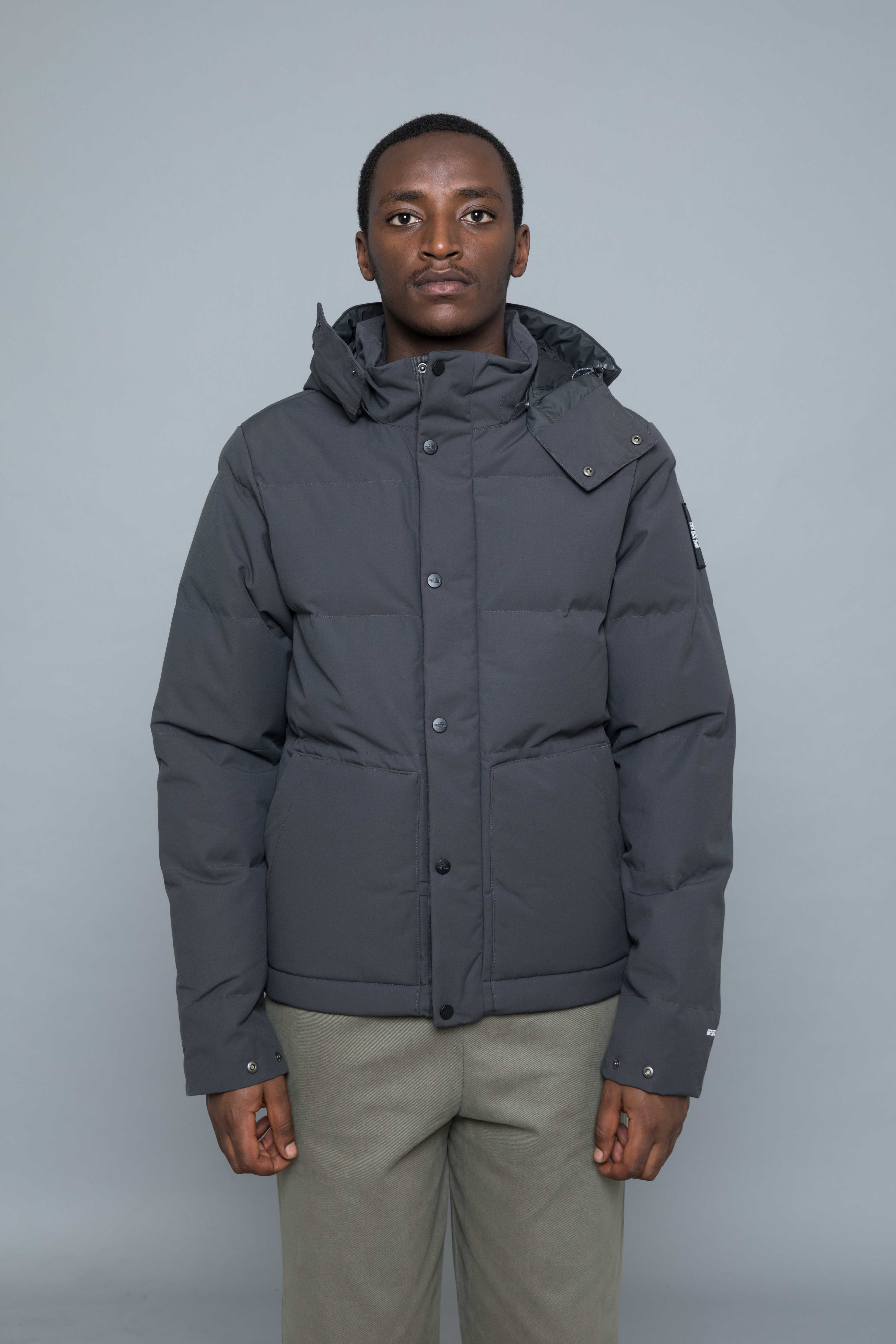 The North Face Box Canyon Jacket Asphalt Grey