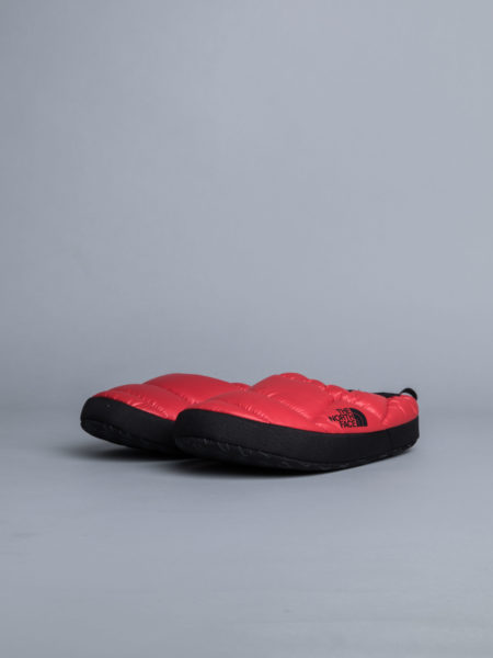 The North Face Nse Tent Mule III Red slipper