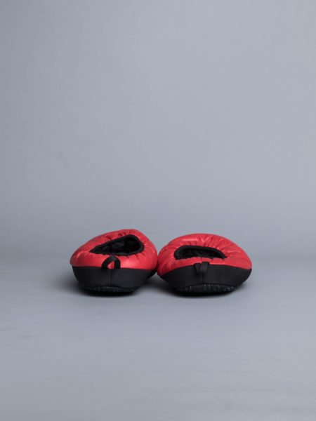 The North Face Nse Tent Mule III Red slippers