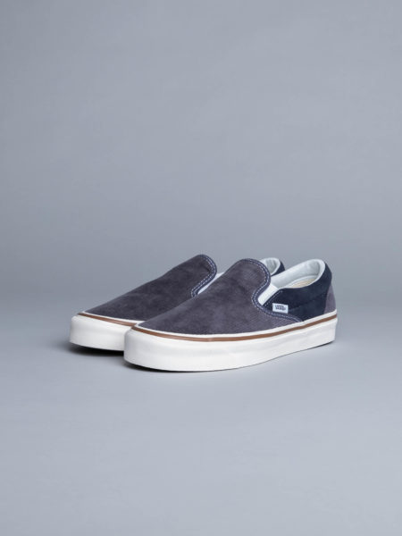 Vans Classic Slip On 9 OG Navy anaheim factory