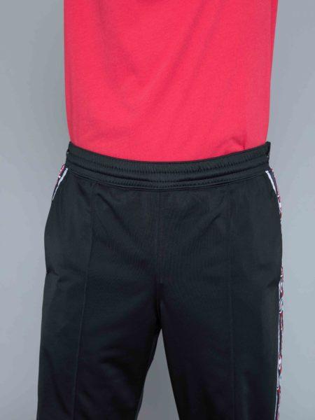 Champion Buttons Track Pants Black