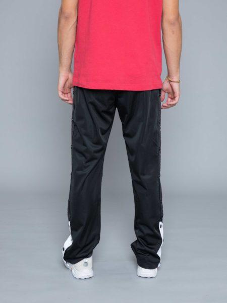 Champion Buttons Track Pants Black sales