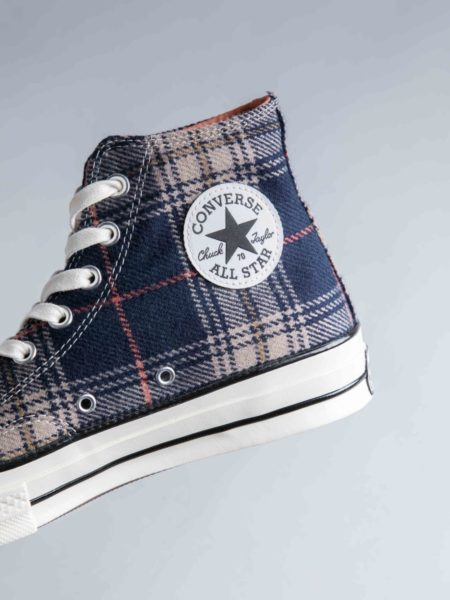 Converse Chuck Taylor 70 High Navy Terracotta high