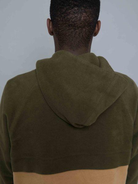 Drole de Monsieur Moleskin Popover Jacket