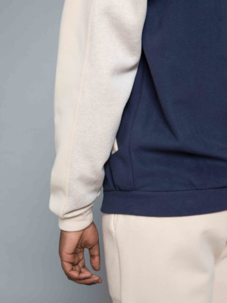 Drole de Monsieur Polar Track Jacket Beige