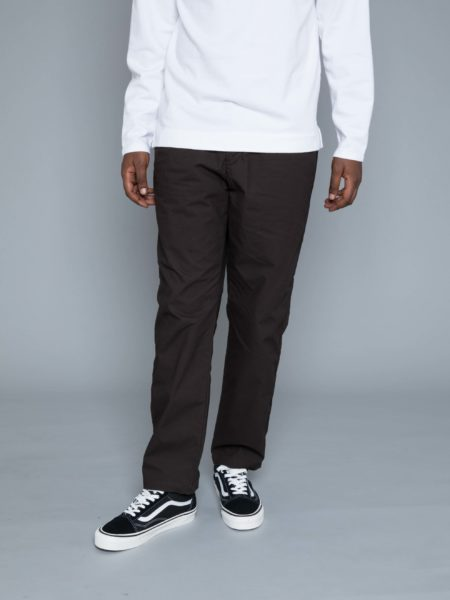 Still By Hand Relax In-tuck Pants trouser