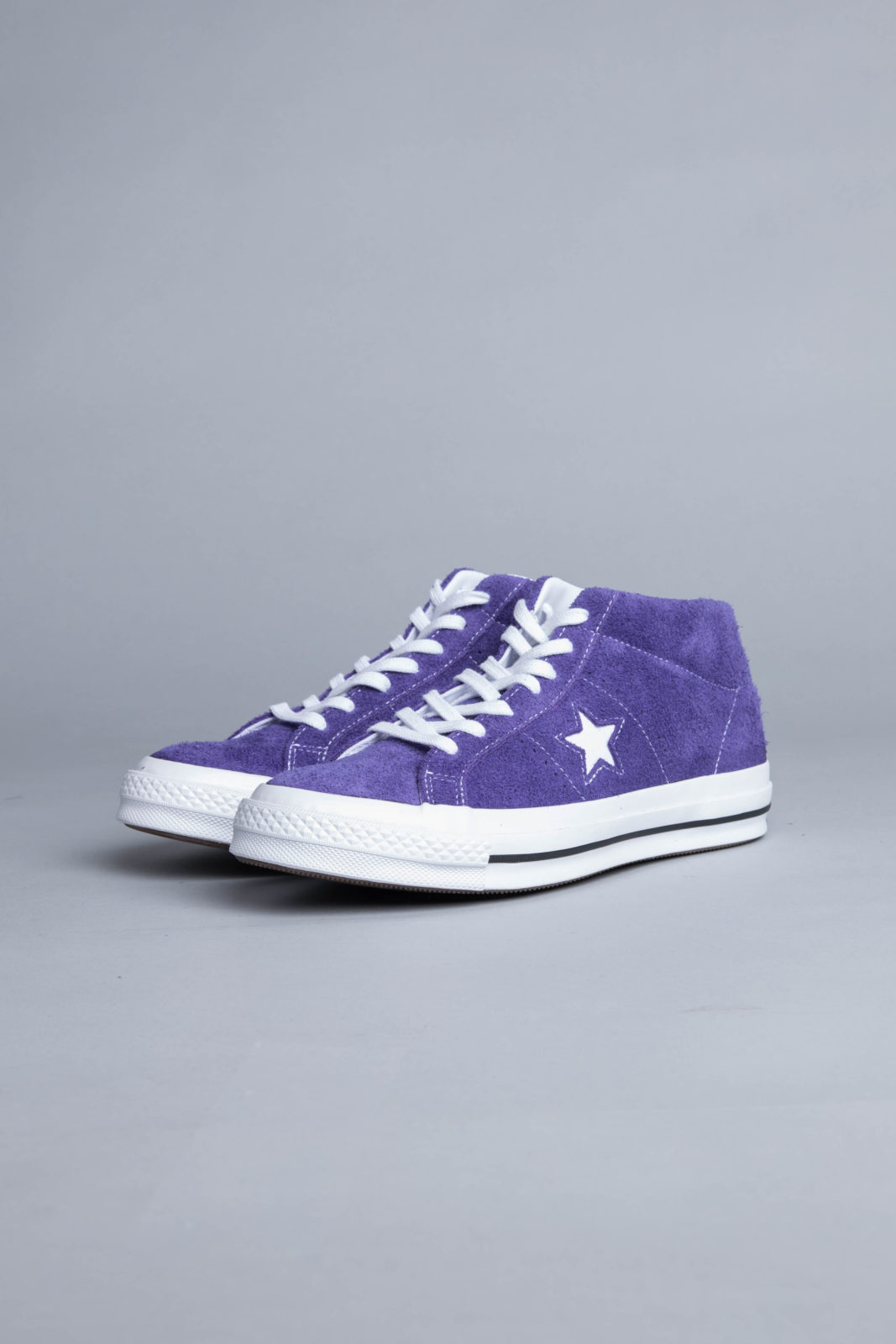 085ef4166499 Converse One Star Mid New Orchid White • Centreville Store in Brussels
