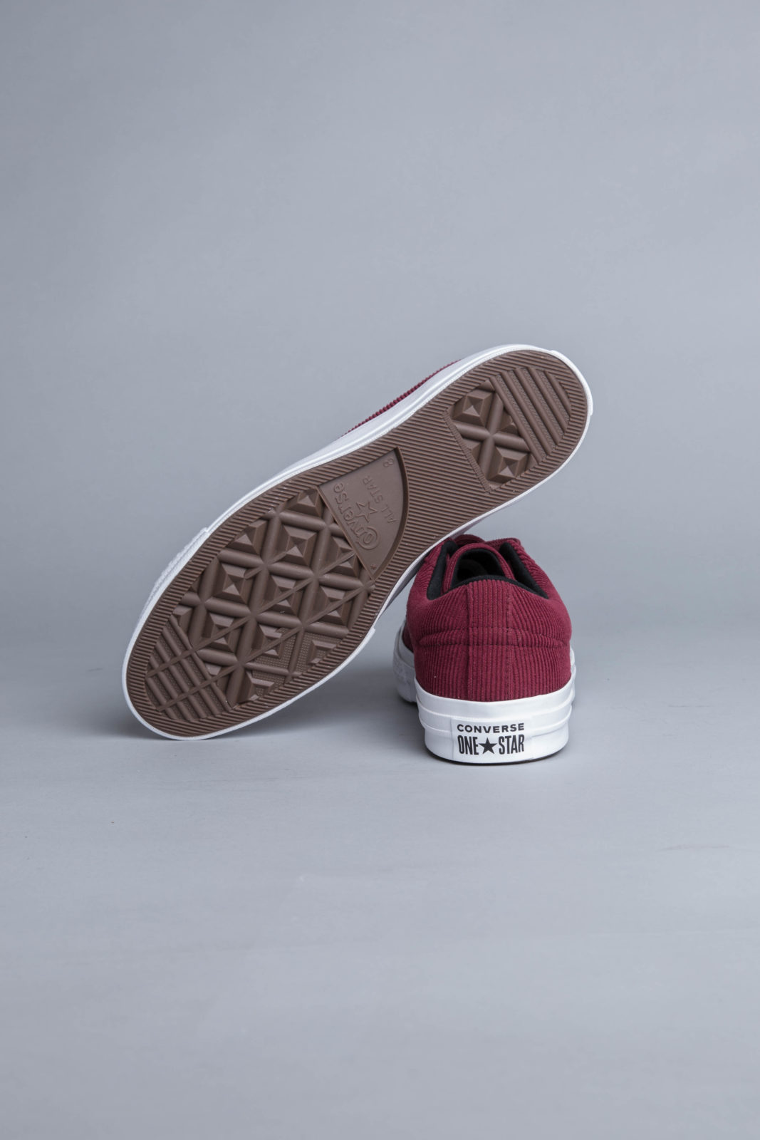 ... Burgundy mason  Converse One Star OX Corduroy Dark Burgundy sneakers   Converse ... af9031a45