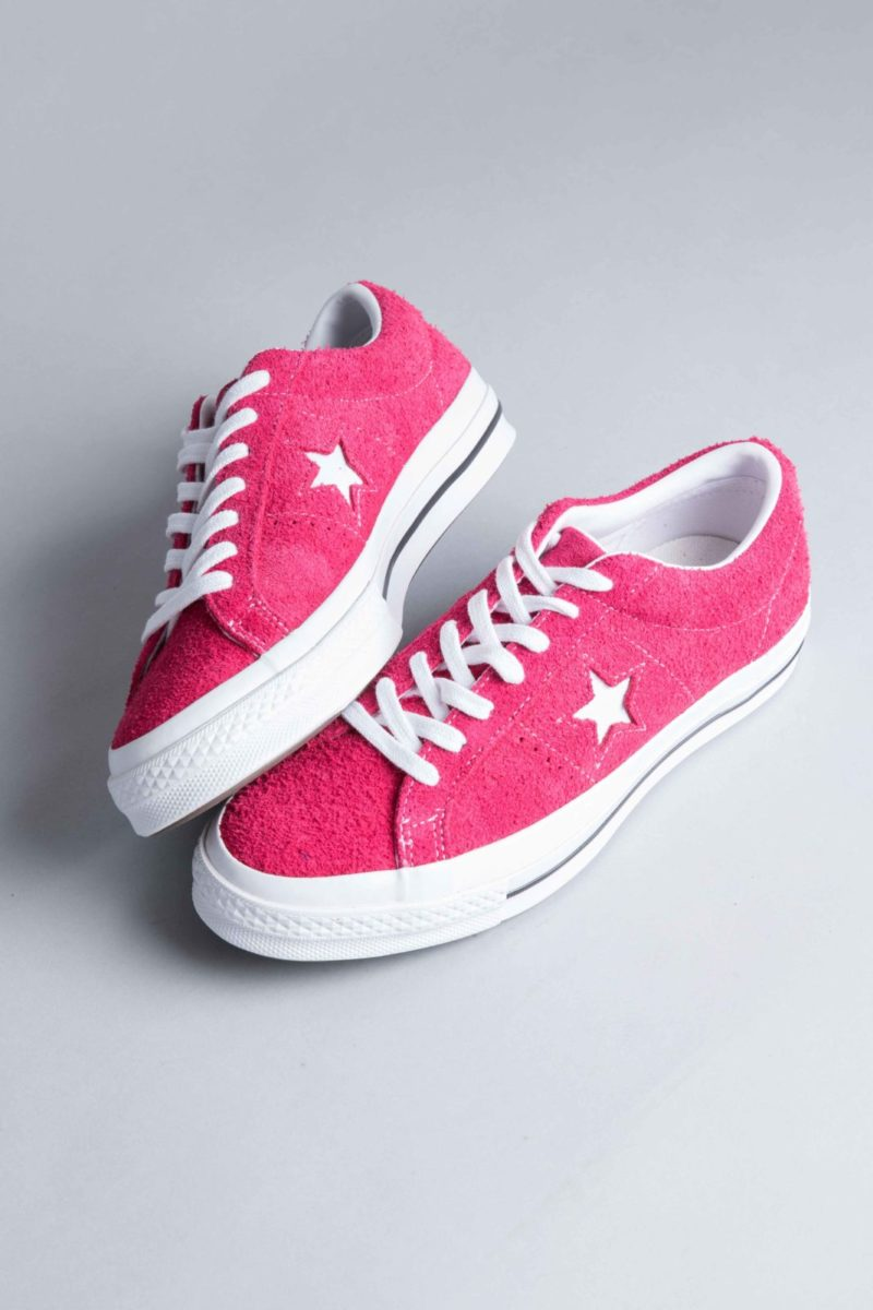 reputable site store best One Star OX Pink Pop/White