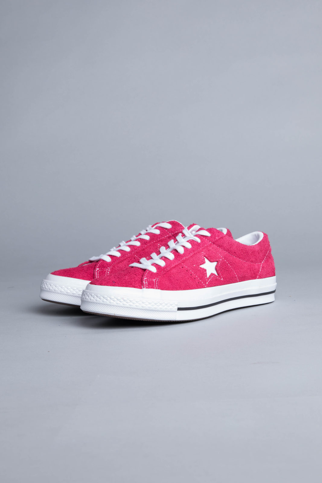 561b99f9304a Converse One Star OX Pink Pop White • Centreville Store in Brussels