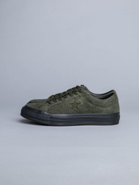 c708bf8c3977e0 Converse One Star OX Utility Green • Centreville Store in Brussels