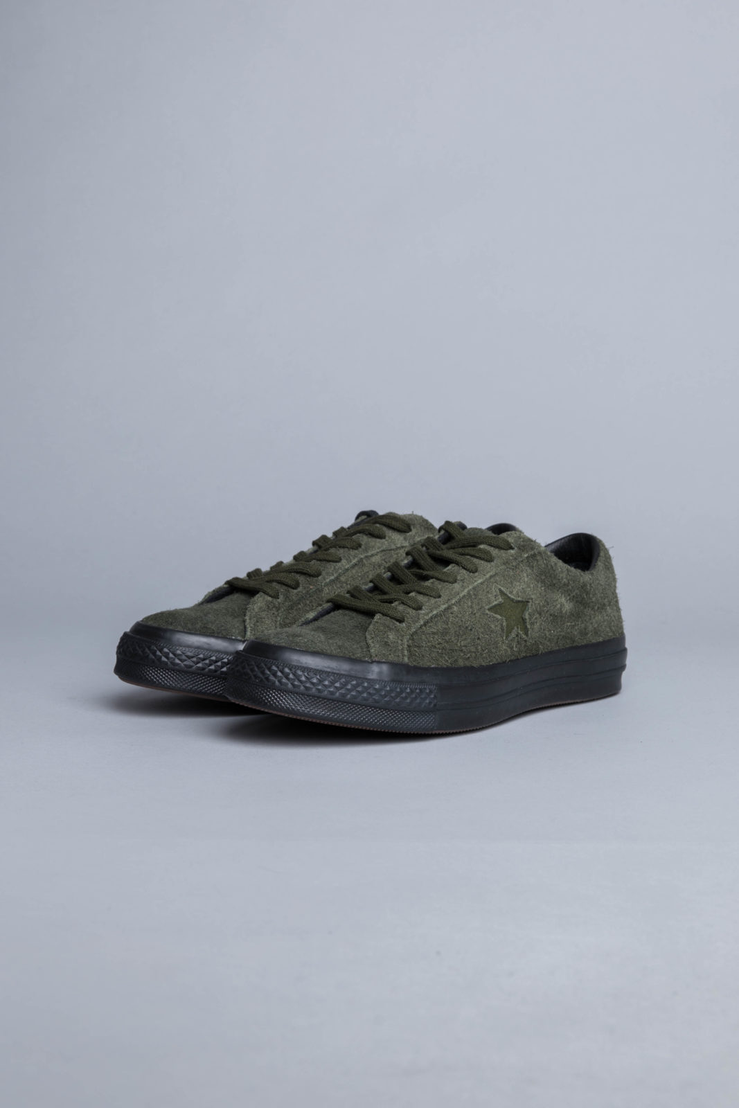 Converse One Star OX Utility Green • Centreville Store in Brussels e3b197011