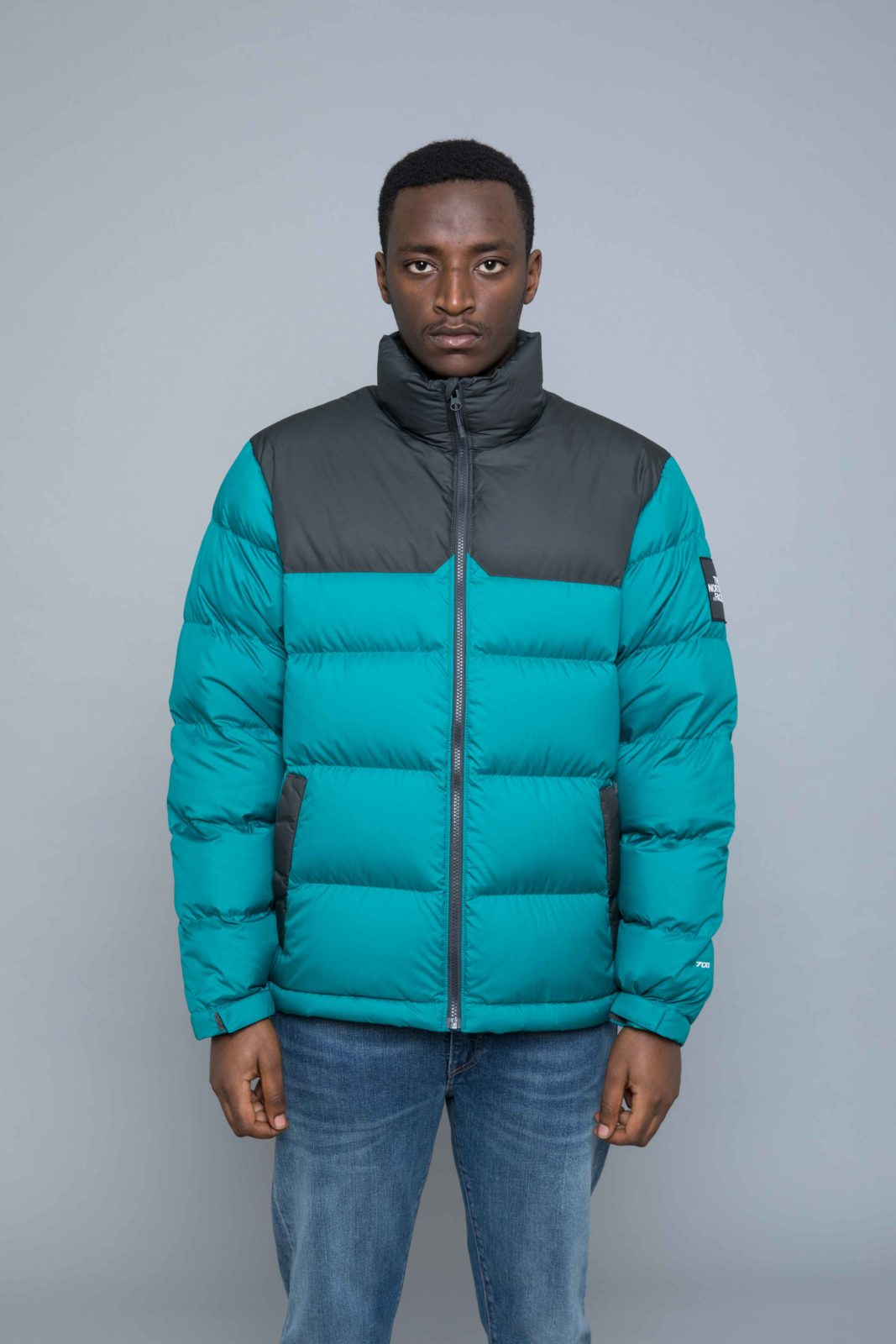 a9c95db4388f The North Face 1992 Nuptse Jacket Everglade • Centreville Store