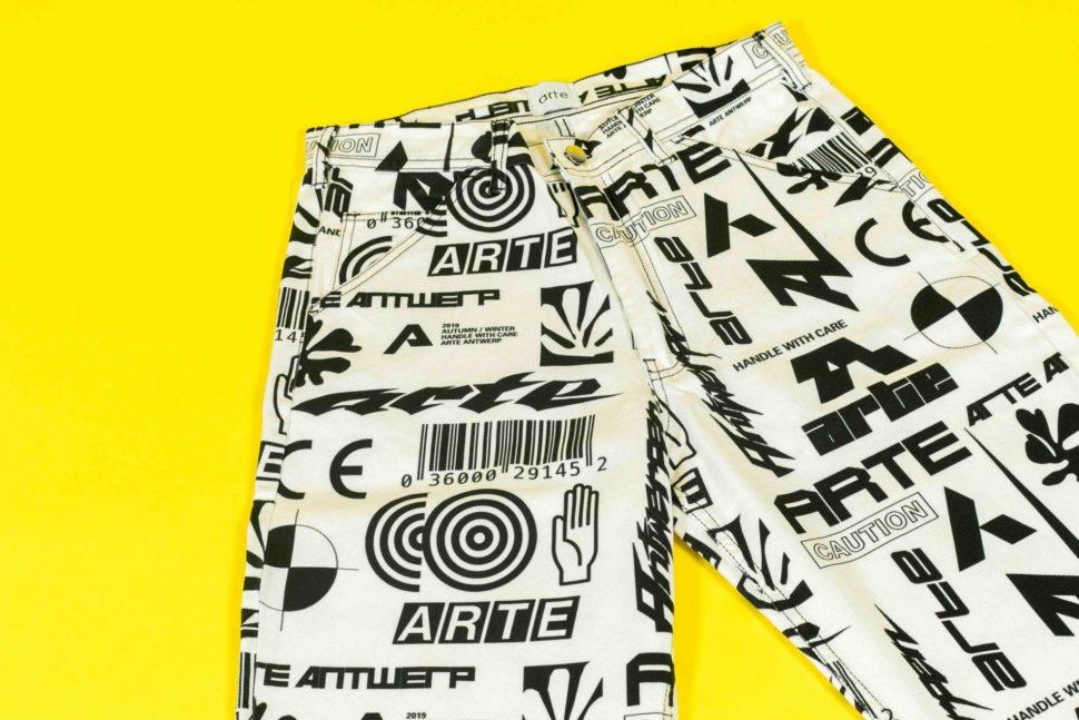 Arte Antwerp brand