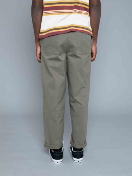 Futur Bud Pants Army Green brand clothing