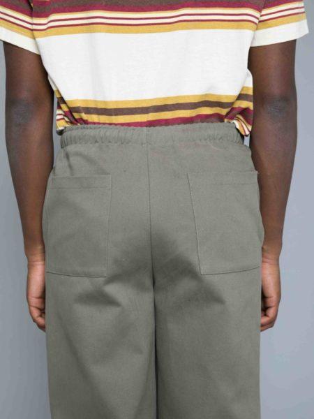 Futur Bud Pants Army Green clothing