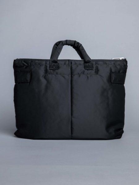 Porter Yoshida Briefcase Black head porter