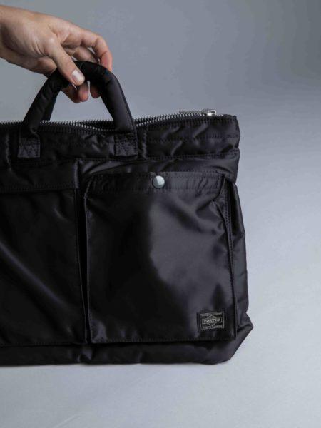Porter Yoshida Briefcase Black japan
