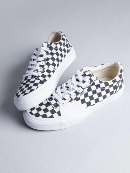 Vans Style 205 Checkerboard Black old skool