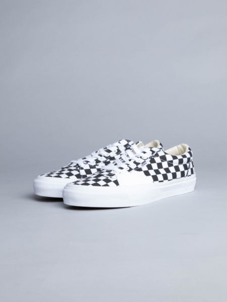 Vans Style 205 Checkerboard Black shoes
