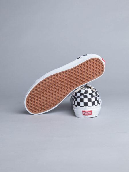 Vans Style 205 Checkerboard Black sneakers
