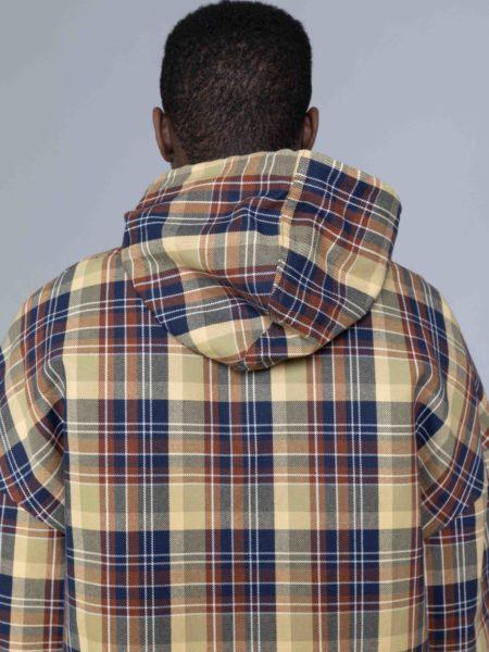 Drole de Monsieur Hooded Jacket