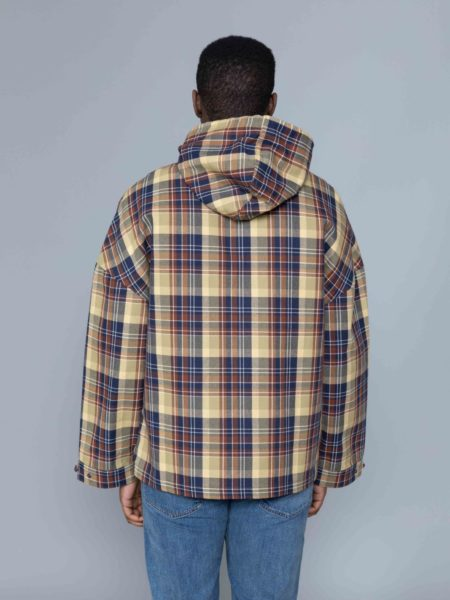 Drole de Monsieur Hooded Jacket brussels