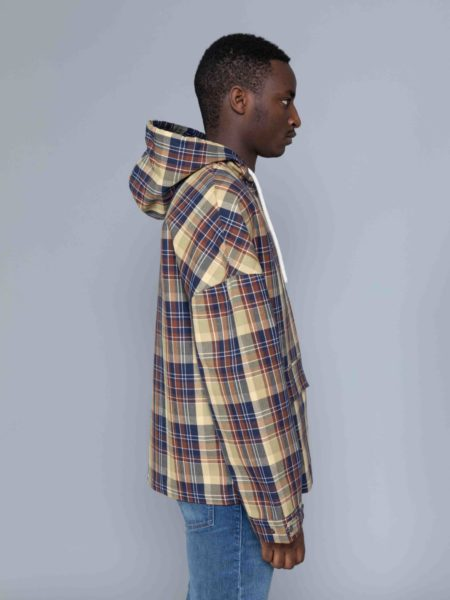 Drole de Monsieur Hooded Jacket not from paris