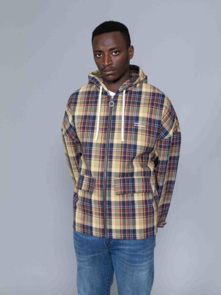 Drole de Monsieur Hooded Jacket sales