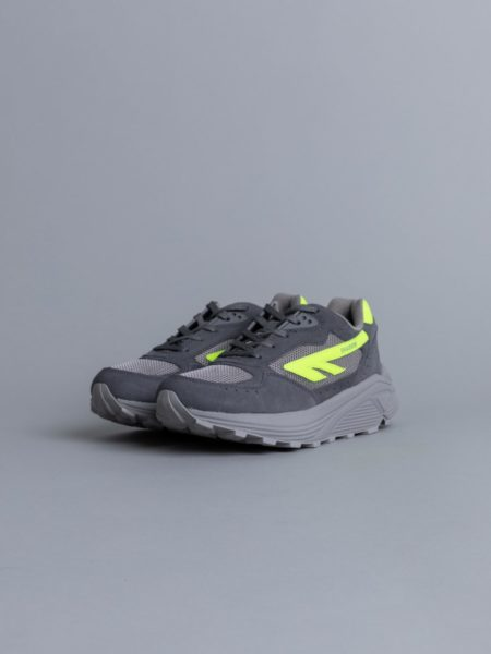 Hi-Tec Silver Shadow RGS Grey Neon Yellow